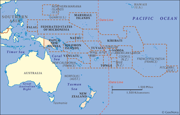 Australia and oceania map quiz review mrelders australia and oceania map quiz review gumiabroncs Choice Image